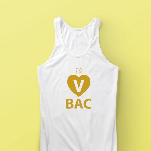 I Will VBAC tank top